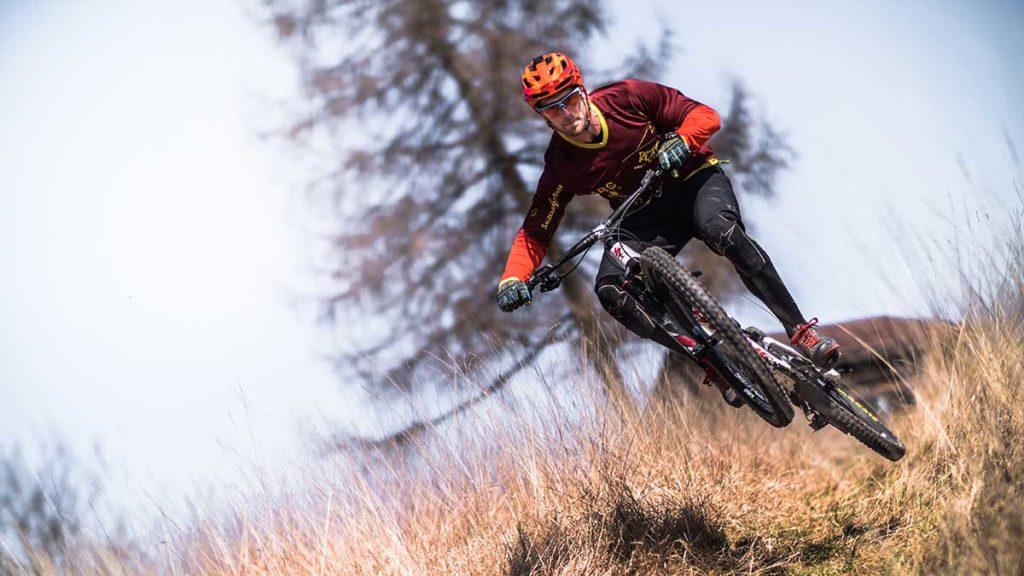 Berge Mountain Mountainbike speed